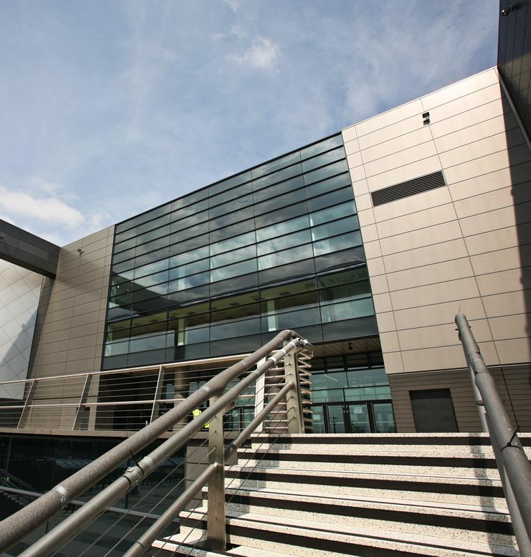 National Indoor Sports Arena