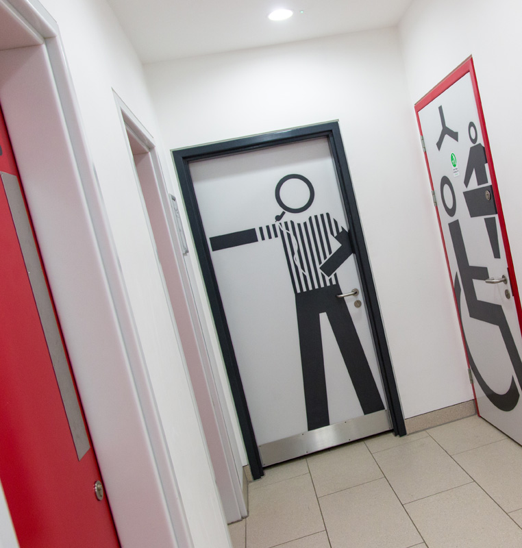 Michael Woods Leisure Centre