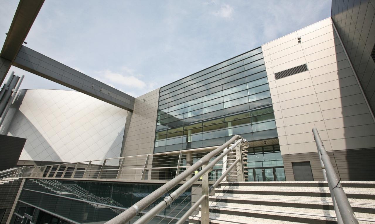 Velodrome Indoor Sports Arena 03