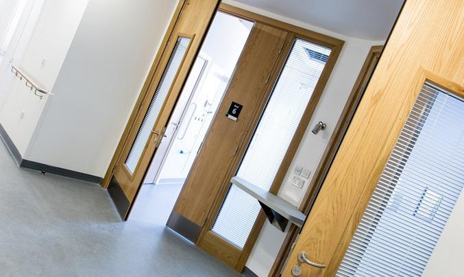 The integrated performance doorset