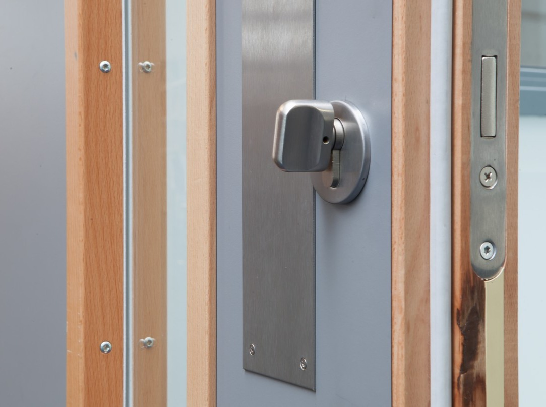 Helping to specify Architectural Ironmongery