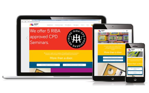 New Website Launch 2015